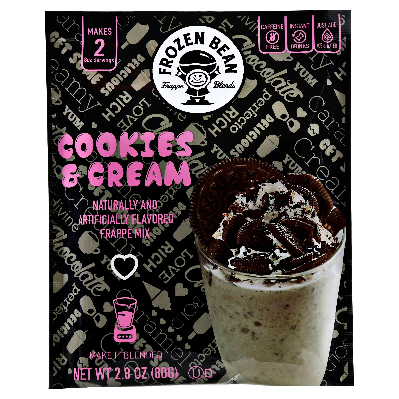 Frozen Bean Frappe Blends Cookies & Cream, 2.8 oz