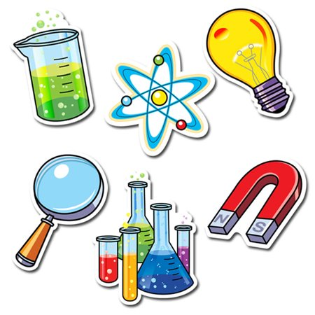 - SCIENCE LAB DESIGNER CUT OUTS