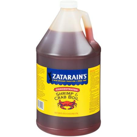 Zatarain's Concentrated Liquid Shrimp & Crab Boil, 1 (Crab Spice)