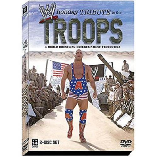 WWE: A Tribute to the Troops by