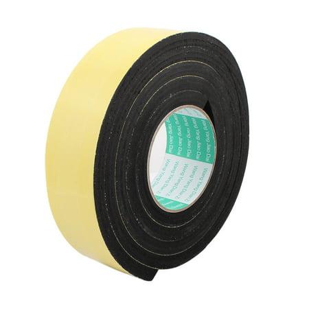 50mm Width 10mm Thickness EVA Single Side Sponge Foam Tape 2 Meter Length - image 3 of 3