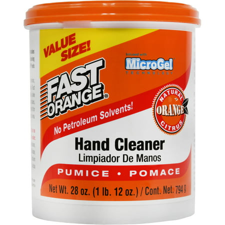 Fast Orange Pumice Hand Cleaner 28oz - 75192