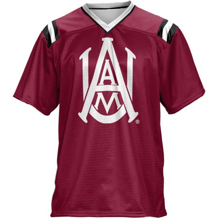 A&m Football Jersey - ProSphere Men's Alabama A&M University Goal Line Football Fan Jersey