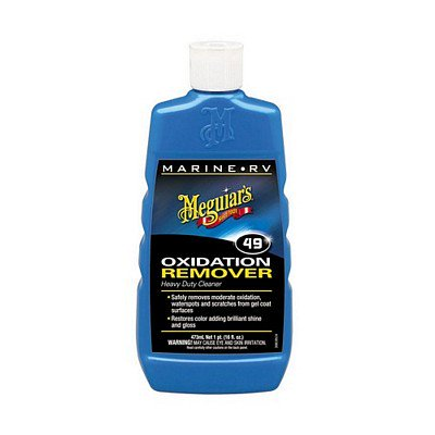 Heavy Duty Oxidation Remover - Meguiar'S #49 Heavy Duty Oxidation Remover - 16oz