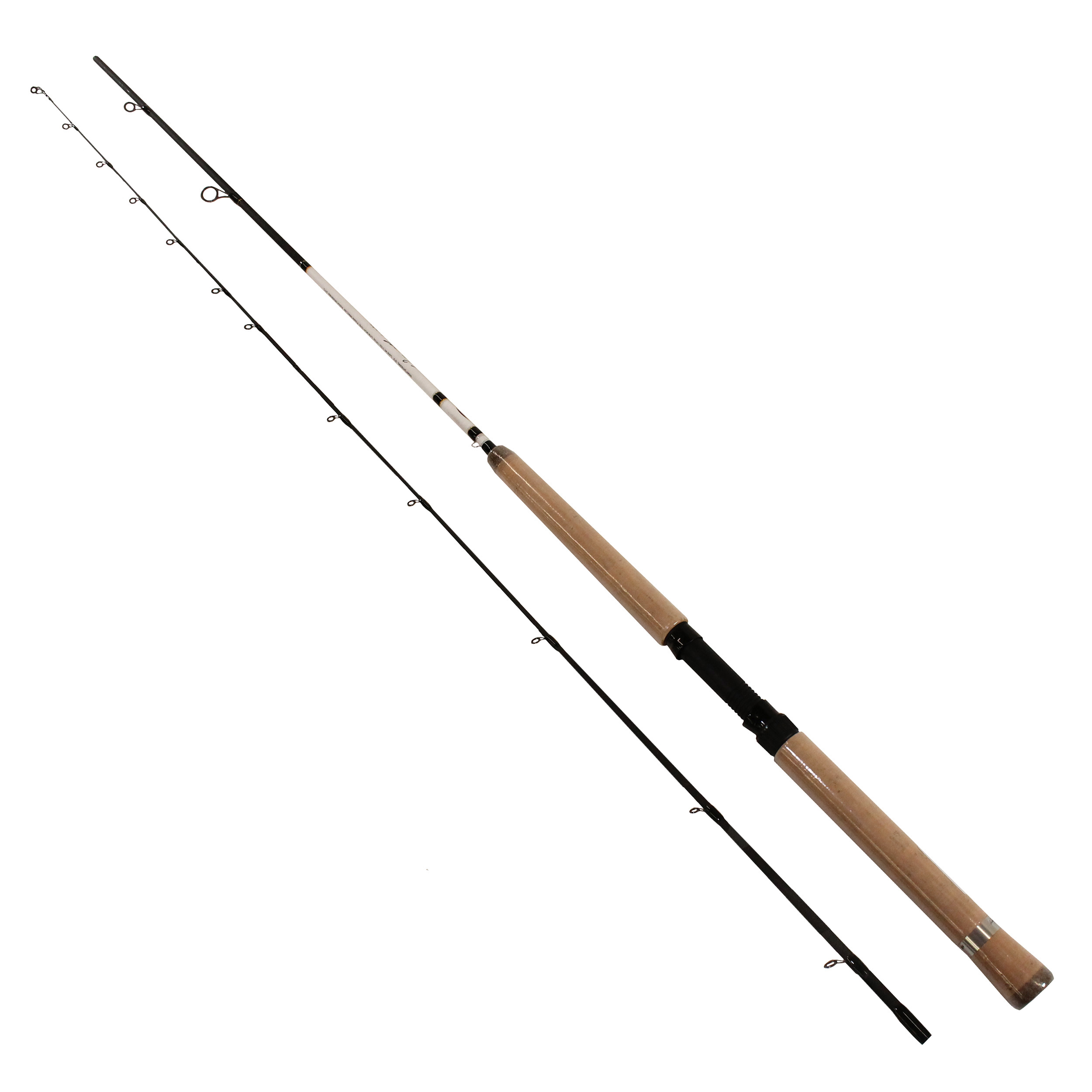Lews Fishing Wally Marshall Pro Rod 11', 2 Piece, Medium/Light Power, Medium...