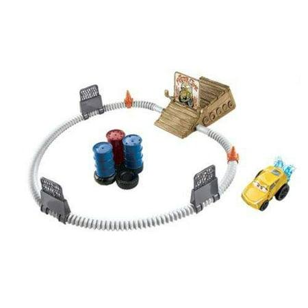 Disney Pixar Cars 3 Splash Racers Barrel Blowout Playset - Disney Pixar Cars Hank Halloween Murphy