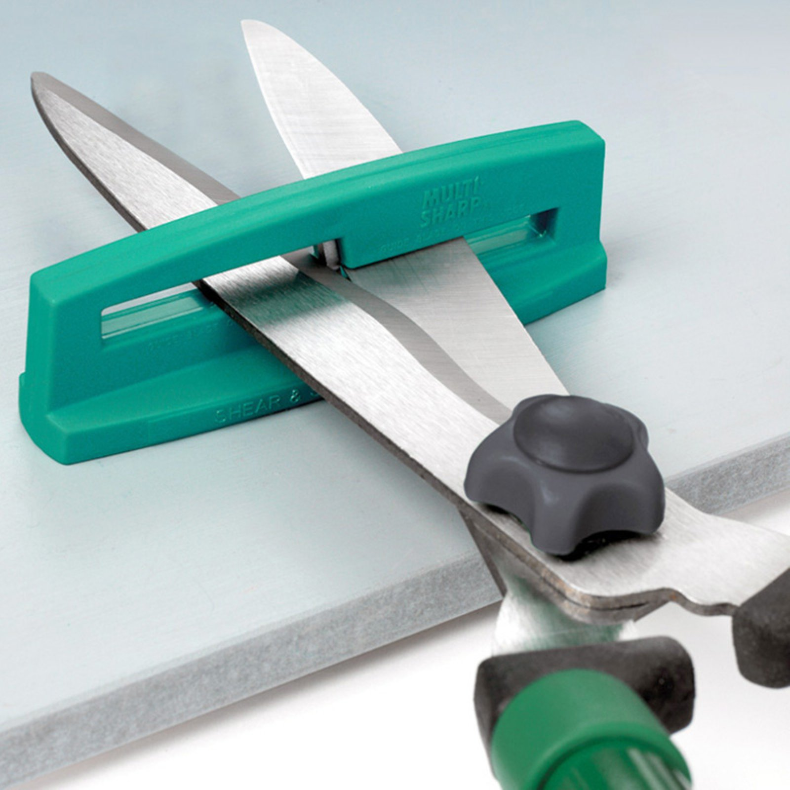 Tierra Garden Multi-Sharp Shear and Scissor Sharpener