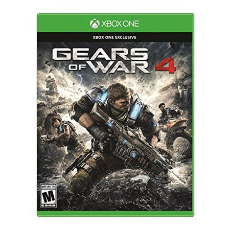 Refurbished Gears Of War 4 For Xbox One Shooter