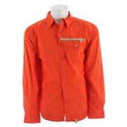 Morocco L/S Shirt Spicy Orange Sz L
