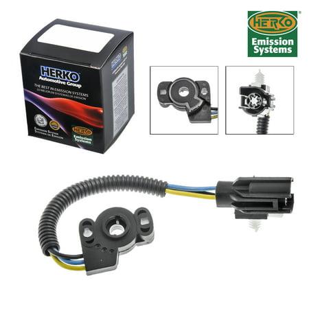 Herko Throttle Position Sensor TPS6006 For Ford Bronco F-150 F-250