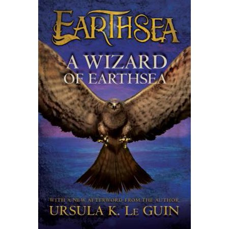 A Wizard of Earthsea (Paperback) - Alex From Wizards Of Waverly Place