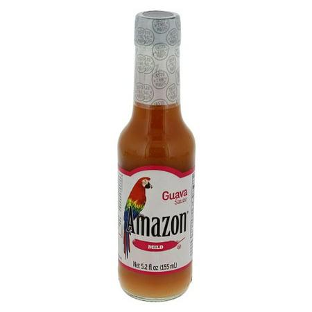Amazon Mild Hot n' Sweet Guava Hot Sauce