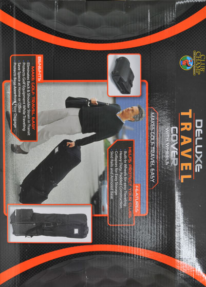 Golf Bag Travel Cover With Wheels - Walmart.com