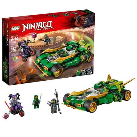 LEGO Ninjago Ninja Nightcrawler - The Blue Ninjago