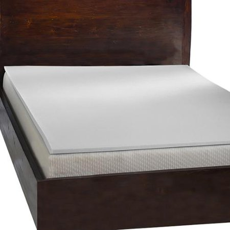 1 inch memory foam topper Comfort Dreams 1 inch Antimicrobial Memory Foam Mattress Topper  1 inch memory foam topper