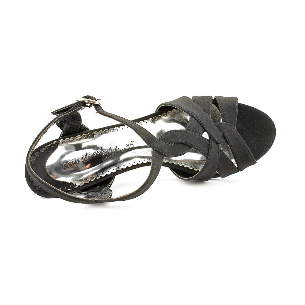 Black sandals at walmart - By Easy Street