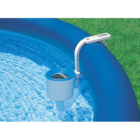 Intex Deluxe Wall-Mounted Swimming Pool Surface Automatic Skimmer | 28000E - image 5 of 6