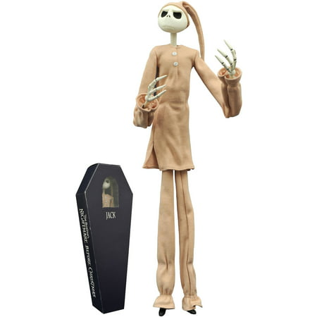 Diamond Select Toys Night Before Christmas Sally Pajama Jack Coffin Limited Doll (Inflatable Man Doll)
