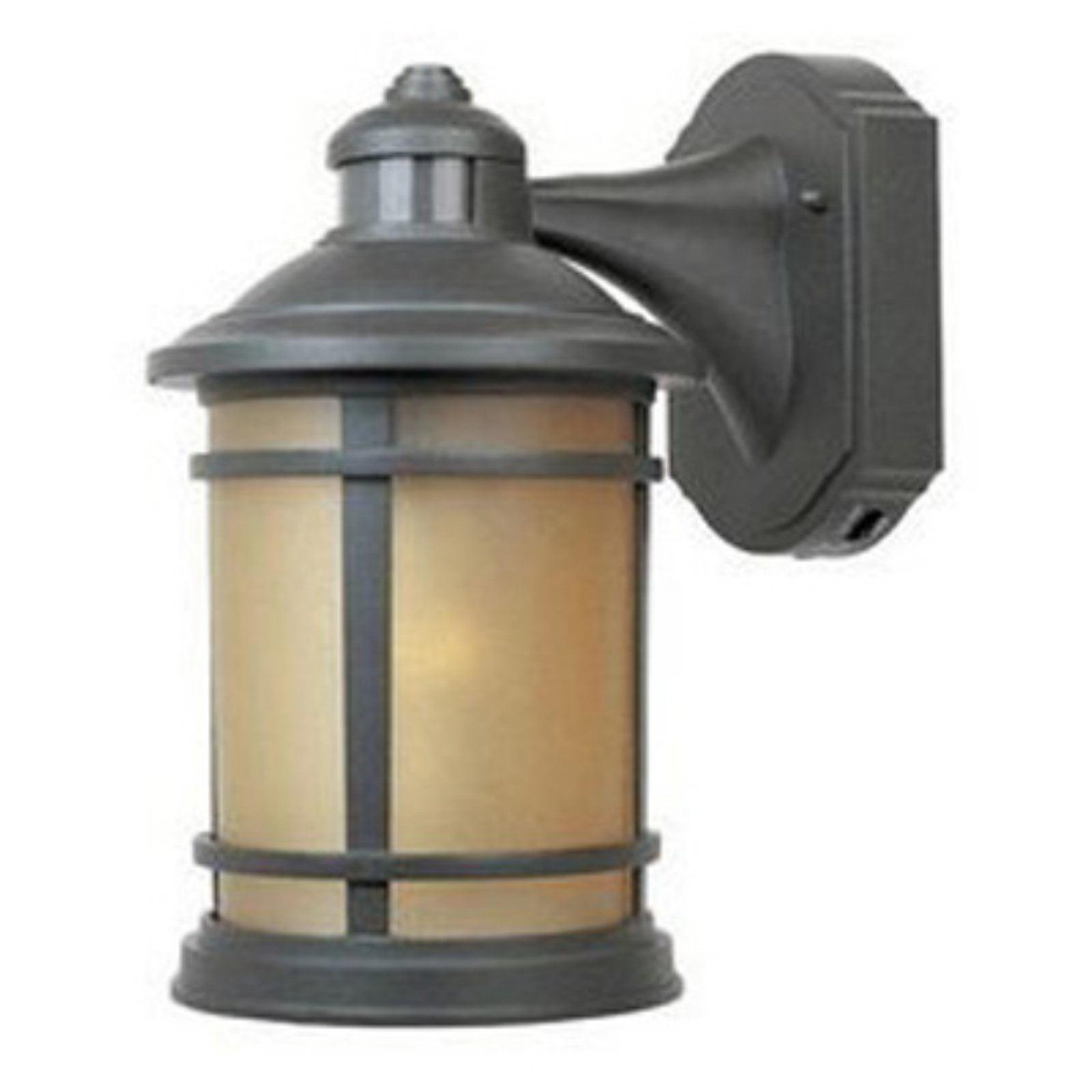 Designers Fountain Outdoor 2371-ORB Sedona Wall Lantern