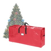 elf stor premium red christmas tree bag holiday extra tall for up to 9 ft tree - Christmas Tree Bag