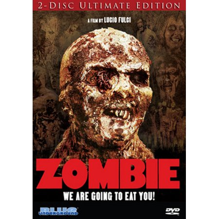 Zombie (DVD)](Rob Zombie's Halloween Movies)