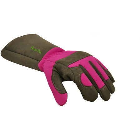 - G & F Florist Pro Rose Gardening Gloves, Women's, Medium