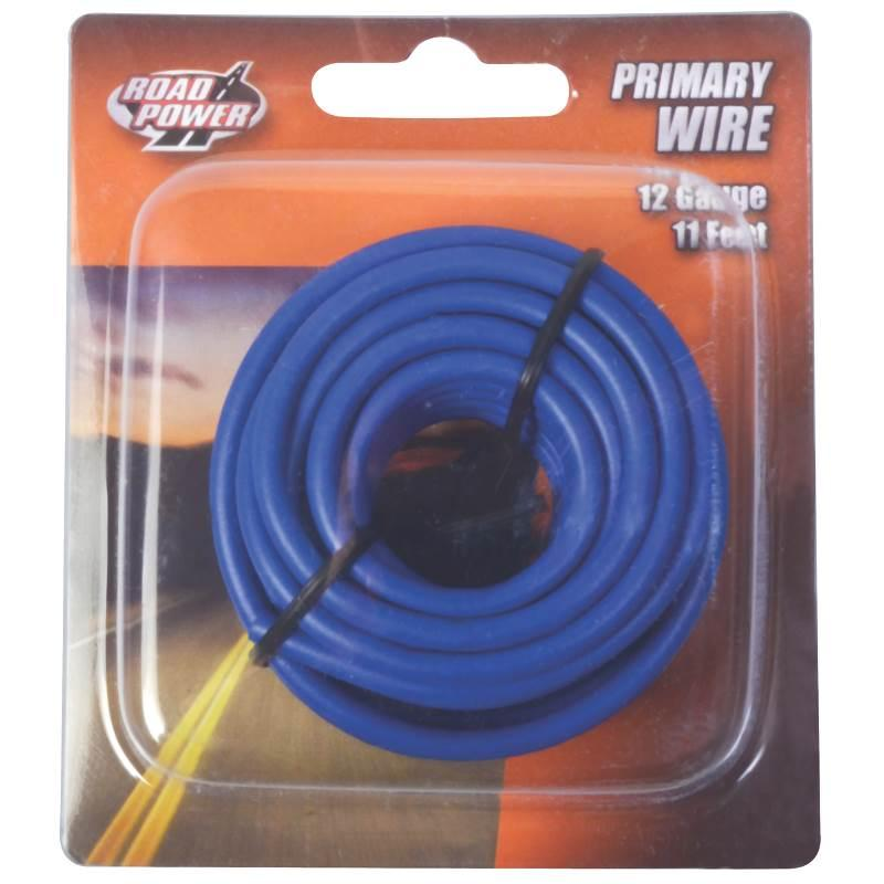 WIRE ELEC 12AWG CU 11FT CD PVC Coleman Cable Wire 12-1-12 Copper 085407312123 by Coleman Cable