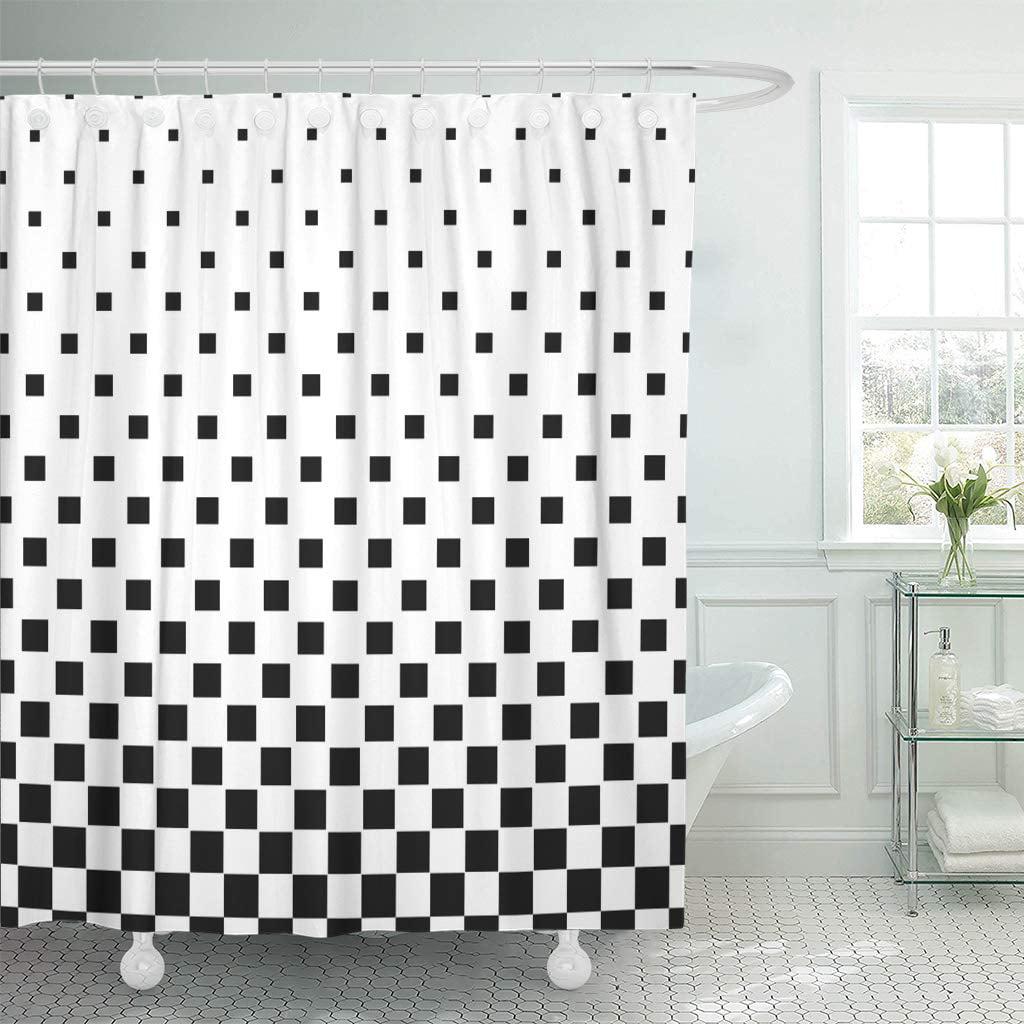 KSADK Halftone Black White Abstract Pattern Design Shape ...