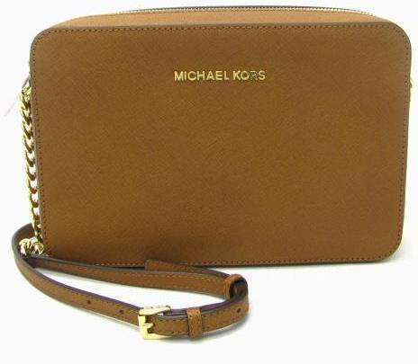95a6b5c87290 Michael Kors - Jet Set Travel Large Saffiano Crossbody Bag - 32S4GTVC3L-230  - Walmart.com