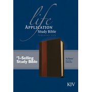 Life Application Study Bible-KJV-Personal Size