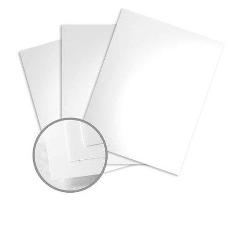Legal 11 Pt 1 Ply - Mohawk Color Copy 17 x 11 Ultra Gloss White Paper 10 pt C/1S 250/Pack