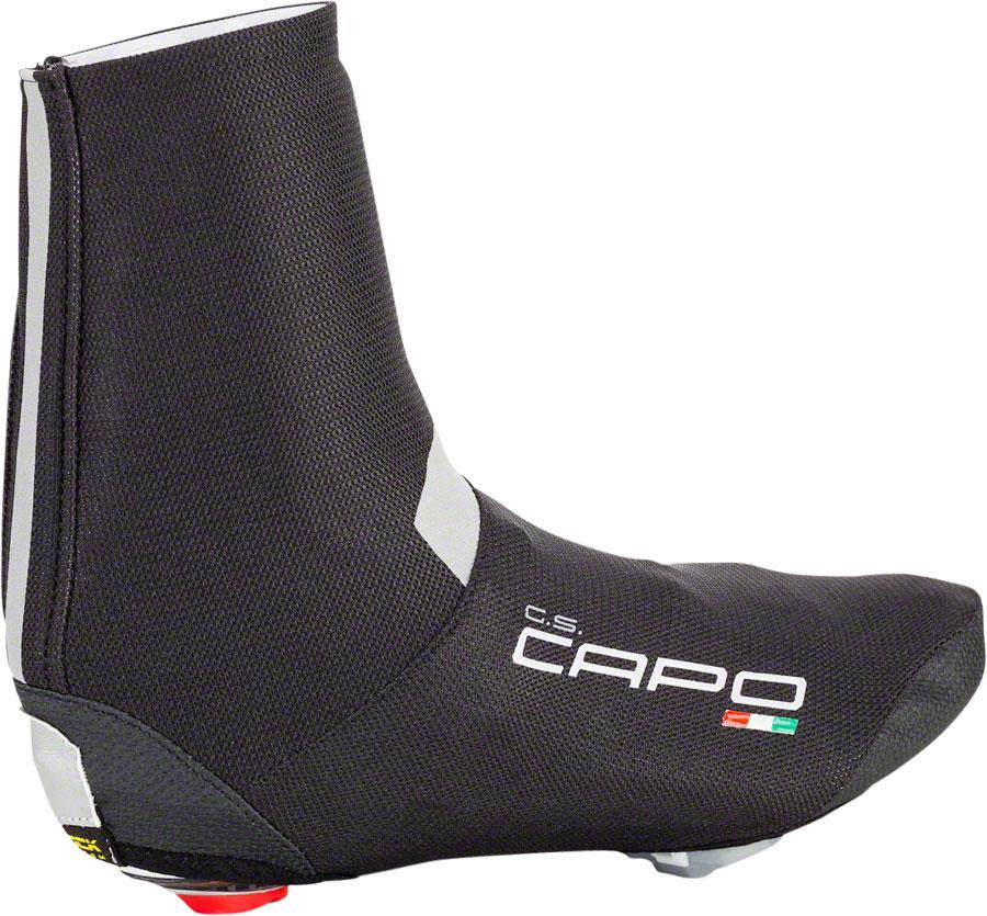 Capo Lombardia Wind Bootie Black MD