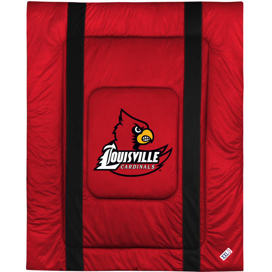 NCAA University of Louisville Sidelines Comforter