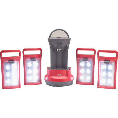 Coleman 190 Lumen Rechargable Quad LED Lantern
