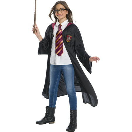 Rubies Harry Potter Robe with Tie Halloween Costume](Halloween Harry Potter Costume Tie)