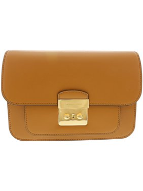 Product Image Michael Kors Women s Sloan Editor Shoulder Bag Leather Cross  Body - Acorn 21081c58080