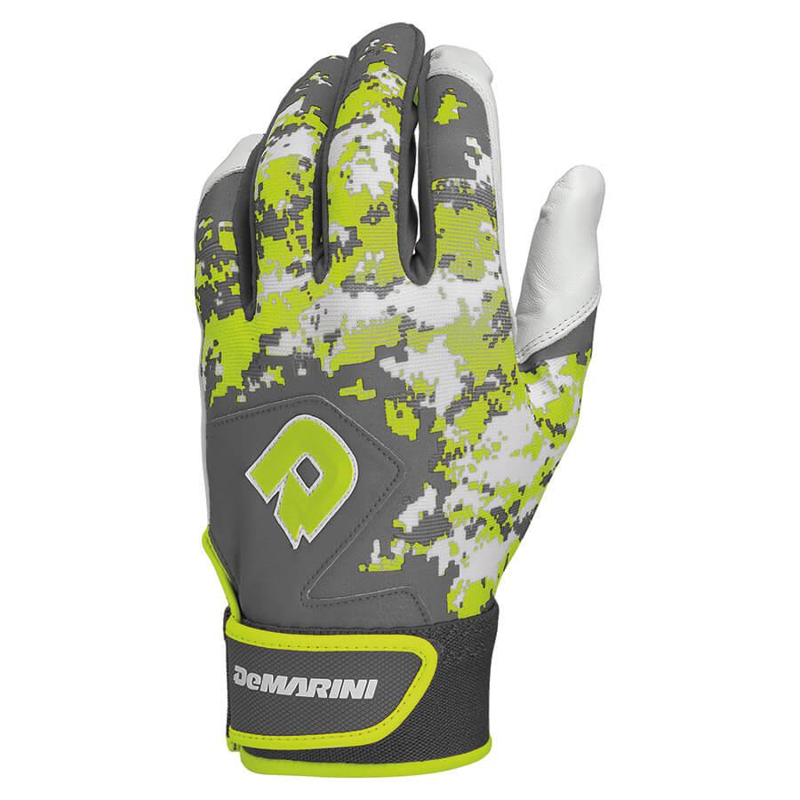 DeMarini Digi Camo II Adult Batting Gloves