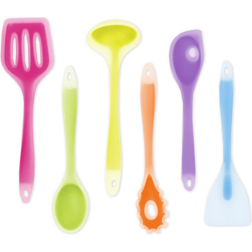 In Kitchen 6-Piece Kitchen Utensil Set