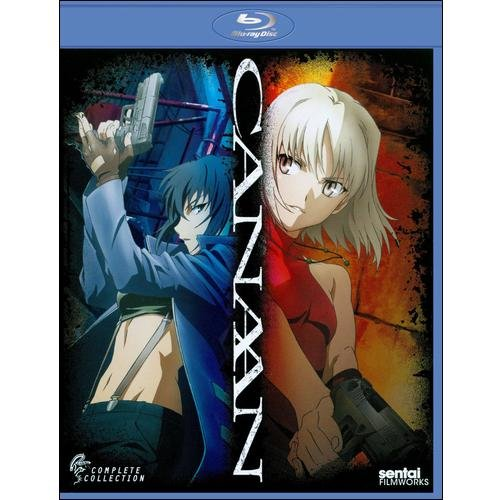 Canaan: Complete Collection (2-Disc) (Blu-ray) (Widescreen)