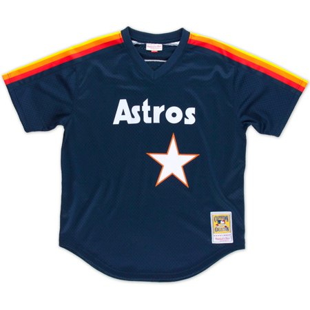 Nolan Ryan Houston Astros Mitchell & Ness Authentic 1988 BP Jersey by