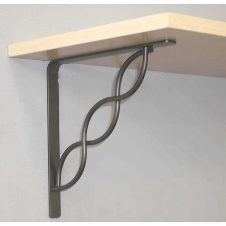 John Sterling RP-0091-8BK Shelf Bracket