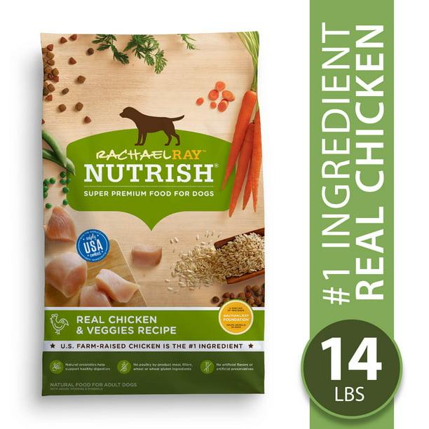 Rachael Ray Nutrish Natural Premium Dry Dog Food