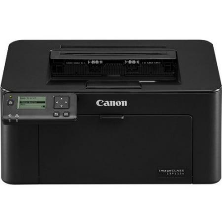 Canon imageCLASS LBP113w Laser Printer - Monochrome - 600 x 600 dpi Print - Plain Paper Print - Desktop - 23 ppm Mono Print - Statement, Legal, Letter, Executive - 150 sheets Standard Input Capacity