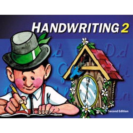 Handwriting 2 Student Worktext 2nd Edition