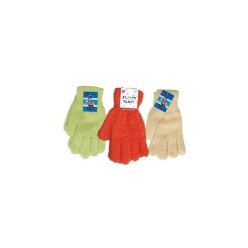 Fuzzy Gloves (Pack of 144)