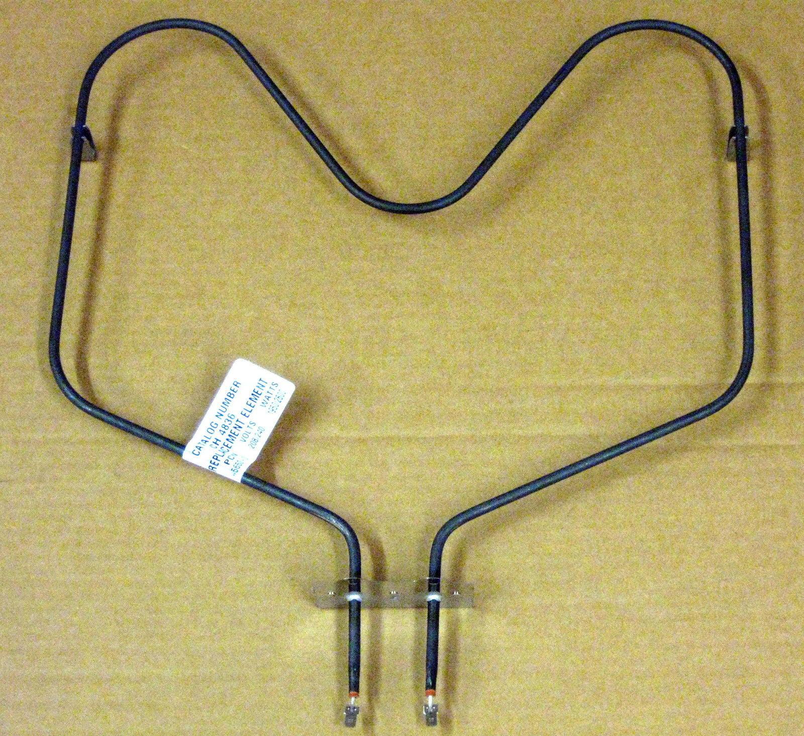 Range Oven Bake Unit Heating Element for Whirlpool Roper WP308180 AP6007578 PS11740695