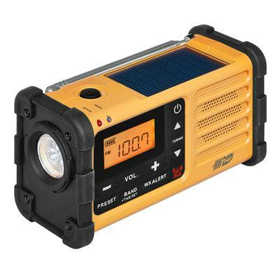 Sangean America Am FM Wx Emergency Radio by Sangean