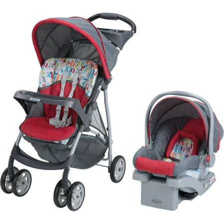 Graco Toy Stroller With Car Seat
