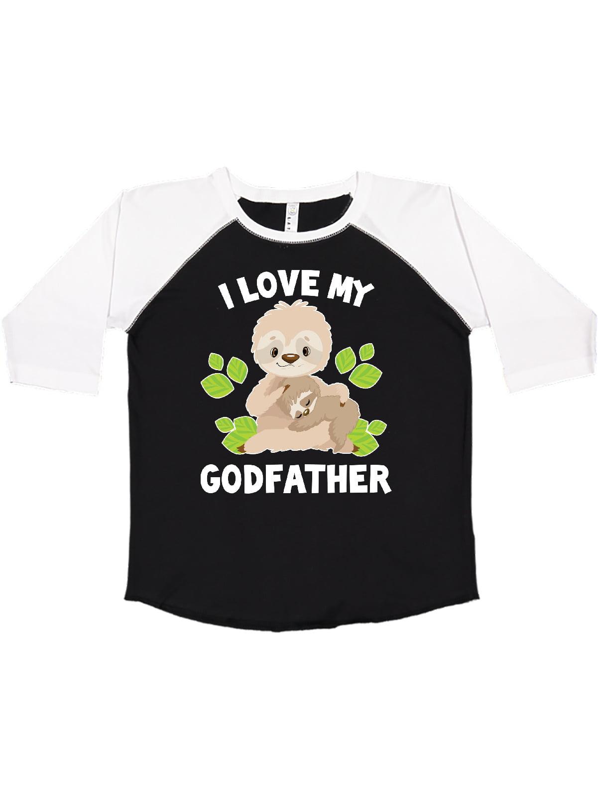 Toddler//Kids Sweatshirt I Love My Godfather So Very Much
