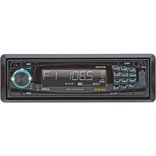 Boss Audio 620UA - Single Dinn MP3 Receiver